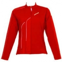 BABOLAT JACKET CLUB GIRL FW10 104 RED 42F1028