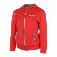 BABOLAT SWEAT PERF GIRL 185 CORAL 42S1346
