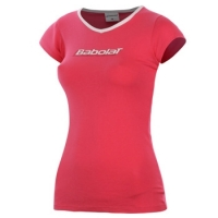 BABOLAT TSHIRT TRAINING BASIC GIRL 42F1472 PINK