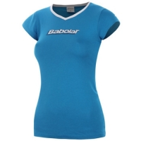 BABOLAT TSHIRT TRAINING BASIC GIRL 42F1472 BLUE