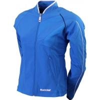 BABOLAT JACKET CLUB GIRL BLUE 42F928