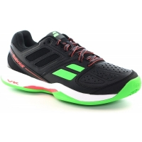 BABOLAT PULSION CLAY MEN GREY RED 30S16346