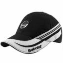 BABOLAT CAP ADULT BLACK/WHITE 4124 / 3015 / 4399