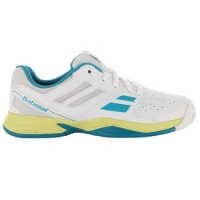 BABOLAT PULSION AC JR WHITE BLUE 32S16482