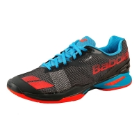BABOLAT JET CLAY GREY RED BLUE 30S17631