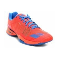 BABOLAT JET TEAM CLAY M FLUO RED 30S17650