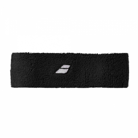 BABOLAT HEADBAND 5US17301 BLACK