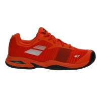 BABOLAT JET CLAY JUNIOR 33S18730 ORANGE