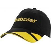 BABOLAT CAP BLASK YELLOW 1658