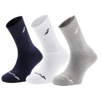 BABOLAT 3 PAIRS PACK SOCKS JUNIOR 5JS17371