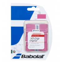 BABOLAT VS GRIP ORIGINAL X3 PINK 653014