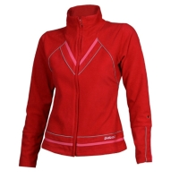 BABOLAT JACKET P W 104 RED