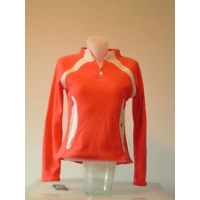 BABOLAT SWEAT - SHIRT WOMEN TEAM LIGHT RED