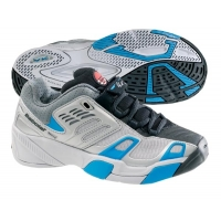 BABOLAT JUNIOR TENNIS GREY/BLACK/BLUE S77307