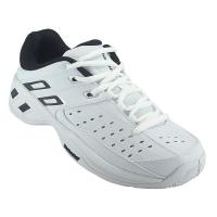 BABOLAT DOUBLE LINE MEN TENNIS WHITE/BLACK S87601