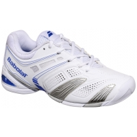 BABOLAT V-PRO 2 ALL COURT WOMEN TENNIS WHITE/BLUE 31S1301
