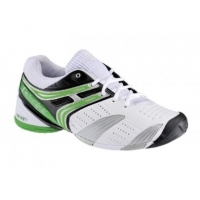 V-PRO OMNI TENNIS WHITE/BLACK/GREEN 30S1104