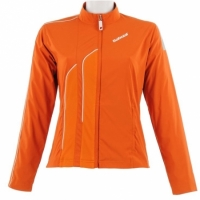 BABOLAT JACKET CLUB GIRL FW10 110 ORANGE 42F1028