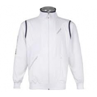 MEN JACKET CLUB WHITE/NAVY S71502