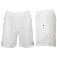 BABOLAT SHORT CORPORATE WHITE S51201