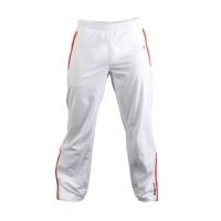 BABOLAT MEN PANT CLUB WHITE/RED S71601