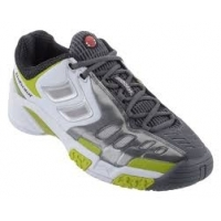 BABOLAT TEAM OMNI TENNIS SILVER/WHIITE/BLUE S50401
