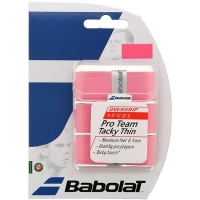 BABOLAT PRO TEAM TACKY THIN 653030 156 PINK