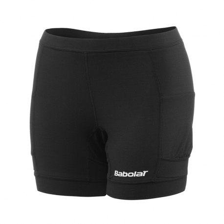 BABOLAT SHORTY PERF GIRL 105 BLACK 42S1355