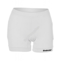 BABOLAT SHORTY PERF GIRL 101 WHITE 42S955