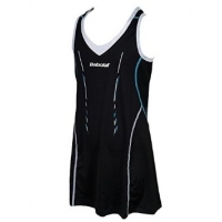 BABOLAT DRESS MATCH PERF GIRL 105 BLACK 42S1460